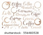 background with words on the... | Shutterstock .eps vector #556483528