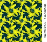 vivid seamless pattern with... | Shutterstock .eps vector #556483630