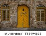 stone old city jaffa in tel...   Shutterstock . vector #556494838