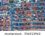 container  container ship in...   Shutterstock . vector #556513963