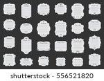 big vector set of vintage...   Shutterstock .eps vector #556521820