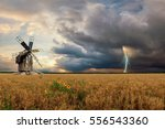 Agricultural Landscape With...