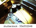 poker high quality close up of... | Shutterstock . vector #556552048