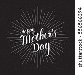 holiday background mother's day.... | Shutterstock . vector #556566394