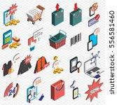 illustration of info graphic... | Shutterstock .eps vector #556581460