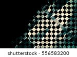 racing abstract background. it... | Shutterstock . vector #556583200
