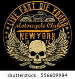 motorcycle typography  t shirt...