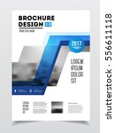 business brochure design....   Shutterstock .eps vector #556611118