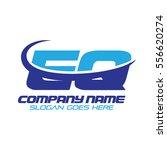 eq logo | Shutterstock .eps vector #556620274