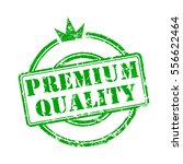 rubber stamp premium quality... | Shutterstock .eps vector #556622464