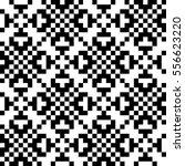 vector seamless pattern.... | Shutterstock .eps vector #556623220