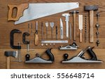 Assorted Tools For Carpenter O...