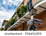 street signs and architecture...   Shutterstock . vector #556651393