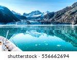 Cruise Ship In Glacier Bay...