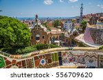 The Famous Park Guell In...