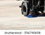 Car Vacuum Cleaner Is Running...