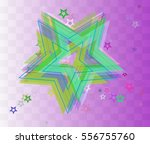 galaxy background idea | Shutterstock .eps vector #556755760