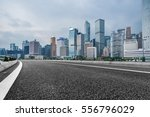 urban traffic with cityscape in ...   Shutterstock . vector #556796029