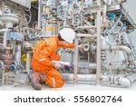mechanical engineer checking...   Shutterstock . vector #556802764