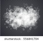 fog or smoke. illustration... | Shutterstock .eps vector #556841704