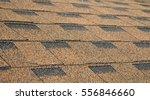 asphalt shingles soft focus... | Shutterstock . vector #556846660