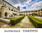 Cloister And Church Tower Of...