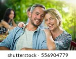 summertime  portrait of a... | Shutterstock . vector #556904779