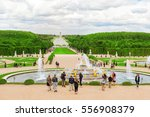 versailles  france   july 02 ... | Shutterstock . vector #556908379