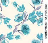 Flowers Seamless Pattern....