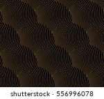 seamless tile with feather... | Shutterstock .eps vector #556996078