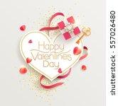 Romantic Valentine's Day....