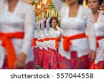 denpasar  bali island ... | Shutterstock . vector #557044558