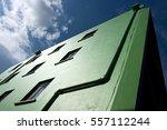 bright green vibrant... | Shutterstock . vector #557112244
