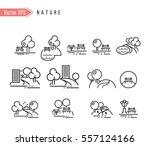 park icon | Shutterstock .eps vector #557124166
