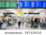 airport terminal blurred for...   Shutterstock . vector #557129110