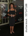 "Small photo of NEW YORK-JAN 11: Actress Alfre Woodad attends the world premiere of NETFLIX's Lemony Snicket's ""A Series of Unfortunate Events"" at AMC Loews Lincoln 13 Theater on January 11, 2017 in New York City."