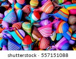 colorful bag basket   shopping... | Shutterstock . vector #557151088