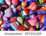 colorful bag basket   shopping... | Shutterstock . vector #557151109