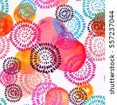 abstract seamless pattern.... | Shutterstock .eps vector #557237044
