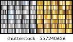 silver gold gradient background ... | Shutterstock .eps vector #557240626