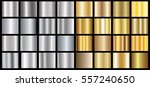 silver gold gradient background ... | Shutterstock .eps vector #557240650