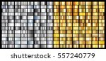 silver gold gradient background ... | Shutterstock .eps vector #557240779