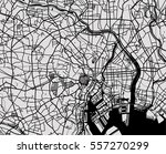 black and white scheme of the... | Shutterstock .eps vector #557270299
