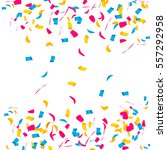 abstract background with many... | Shutterstock .eps vector #557292958
