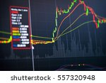Stock photo forex market background trading on the currency market forex currency exchange rate for world 557320948