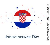 independence day of croatia....