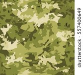 camouflage on a green background   Shutterstock .eps vector #557400649