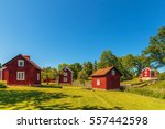 Historic Village With Ancient...