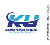 ku logo | Shutterstock .eps vector #557464198