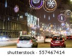 bucharest  romania   january 08 ... | Shutterstock . vector #557467414